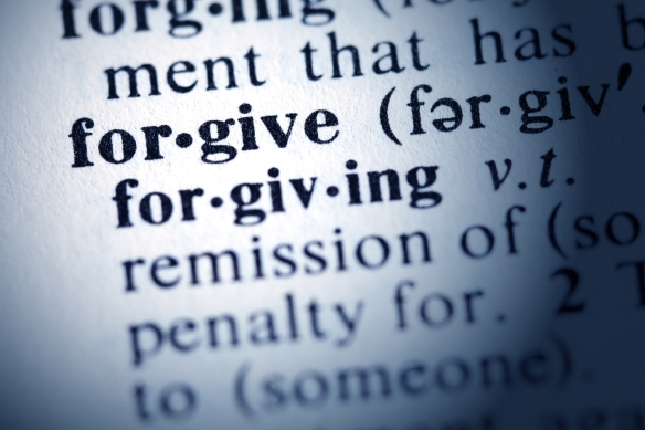 The Not So Simple Act of Forgiving | my soul tells…